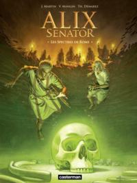 Livre numérique Alix Senator (Tome 9) - Les Spectres de Rome