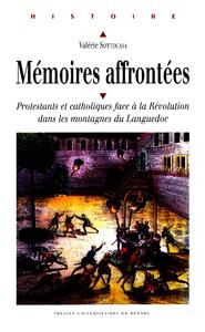 Electronic book Mémoires affrontées