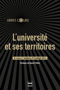 Livre numérique L'Université et ses territoires