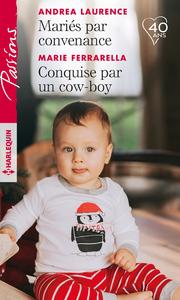Livre numérique Mariés par convenance - Conquise par un cow-boy