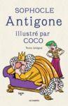 Livre numérique Antigone illustré par Coco