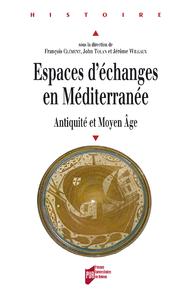 Livre numérique Espaces d'échanges en Méditerranée