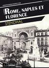 Livre numérique Rome, Naples et Florence