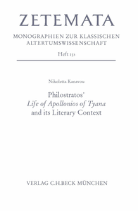 Electronic book Philostratros' Life of Apollonios of Tyana and its Literary Context