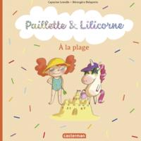 Livre numérique Paillette et Lilicorne (Tome 5) - À la plage