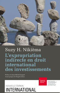 Livre numérique L'expropriation indirecte en droit international des investissements