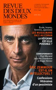Livre numérique Revue des Deux Mondes juin 2015