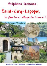 Livre numérique Saint-Cirq-Lapopie, le plus beau village de France ?