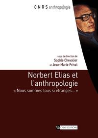 Livre numérique Norbert Elias et l'anthropologie