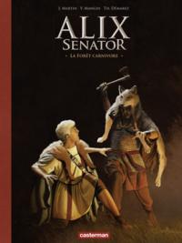 Livre numérique Alix Senator - Edition Deluxe (Tome 10) - La Forêt carnivore