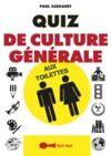 Livre numérique Quiz de culture générale aux toilettes