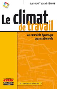 E-Book Le climat de travail