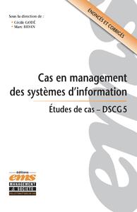 Livre numérique Cas en management des systèmes d'information