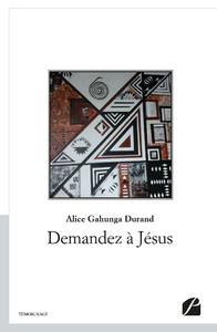 Livre numérique Demandez à Jésus
