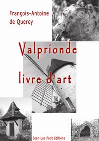 Livre numérique Valprionde, livre d'art