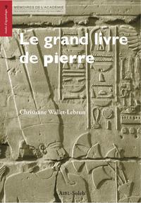 Livre numérique Le grand livre de pierre