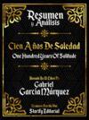 Livre numérique Resumen y Analisis: Cien Años De Soledad (One Hundred Years Of Solitude)