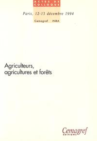 Electronic book Agriculteurs, agricultures et forêts