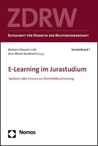 Livre numérique E-Learning im Jurastudium