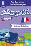 Electronic book Assimemor - Meine ersten Wörter auf Französisch: Animaux et Couleurs