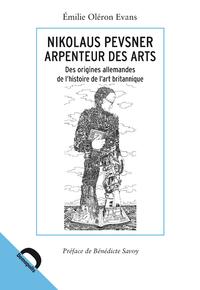 Livre numérique Nikolaus Pevsner, arpenteur des arts