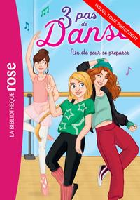 Livre numérique 3 pas de danse 04 - Star d'un jour