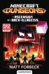 Livre numérique Minecraft Dungeons - L'Ascension de l'Arch-illageois
