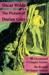 Electronic book The Picture of Dorian Gray: The Uncensored 13 Chapter Version + The Revised 20 Chapter Version