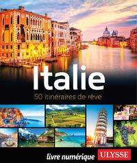 Livre numérique Italie - 50 itinéraires de rêve