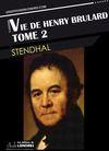 Livre numérique Vie de Henry Brulard, Tome 2