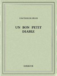 Libro electrónico Un bon petit diable
