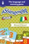 Electronic book Assimemor – My First Italian Words: Alimenti e Numeri