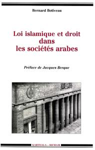 Electronic book Loi islamique et droit dans les sociétés arabes