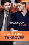 Livre numérique Backroom Deal - Takeover - Épisode 1
