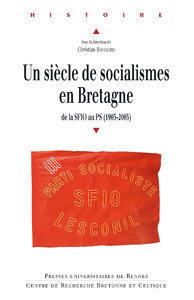 Livre numérique Un siècle de socialismes en Bretagne