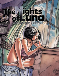 Electronic book The Nights of Luna (English version)