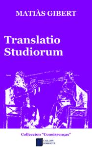 Livre numérique Translatio studiorum