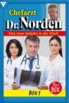 Libro electrónico Chefarzt Dr. Norden Box 1 – Arztroman