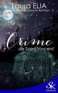 Livre numérique Le crime de Saint-Vincent