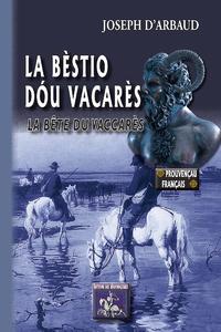 Livre numérique La Bèstio dóu Vacarès / La Bête du Vaccarès