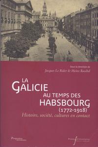 Livre numérique La Galicie au temps des Habsbourg (1772-1918)