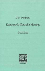Livre numérique Essais sur la Nouvelle Musique