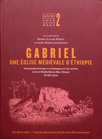 Livre numérique Gabriel, une église médiévale d'Éthiopie