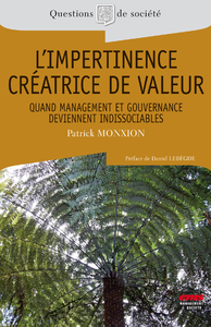 Livre numérique L'impertinence créatrice de valeur.