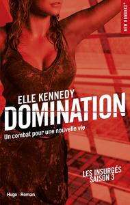 Livre numérique Domination Les insurgés Saison 3