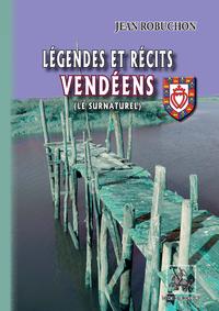 Livre numérique Légendes et Récits vendéens (le Surnaturel)