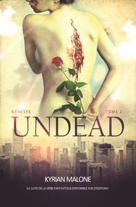 Livre numérique Undead - tome 2