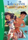 Livre numérique Iah et Séti, les aventuriers du Nil 01 - Sauvée des eaux !
