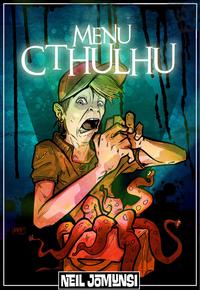 Livre numérique Menu Cthulhu (livre-jeu)