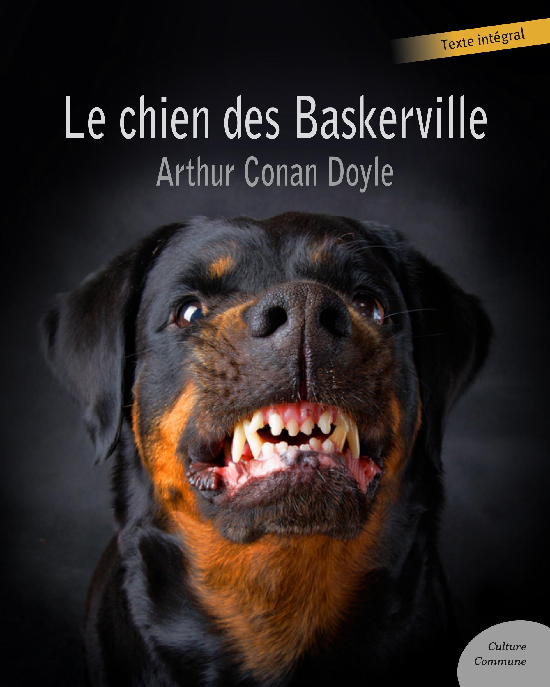 Ebook Le chien des Baskerville (policier) par Sir Arthur